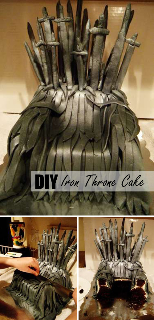Iron Throne Cake 2
