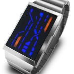 Kisai Changing Lanes LED Watch