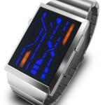 Kisai Changing Lanes LED Watch