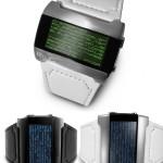 Kisai Kaidoku LCD Watch