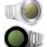 Kisai On Air Silver LED Watch 2