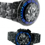 Kisai RPM Acetate Limited Edition LED Watch