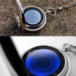 Kisai Rogue Touch Pocket Watch LED Watch