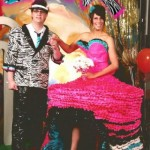Large Prom Dress