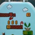 Mario Toilet Seat 2