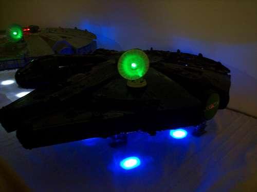 Millenium Falcon Xbox Case Mod 2
