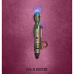 Minimalist Doctor Who Posters 4