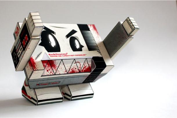 NES-monster