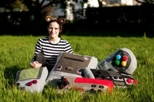 Nintendo Cushion Felt So Good Image 1