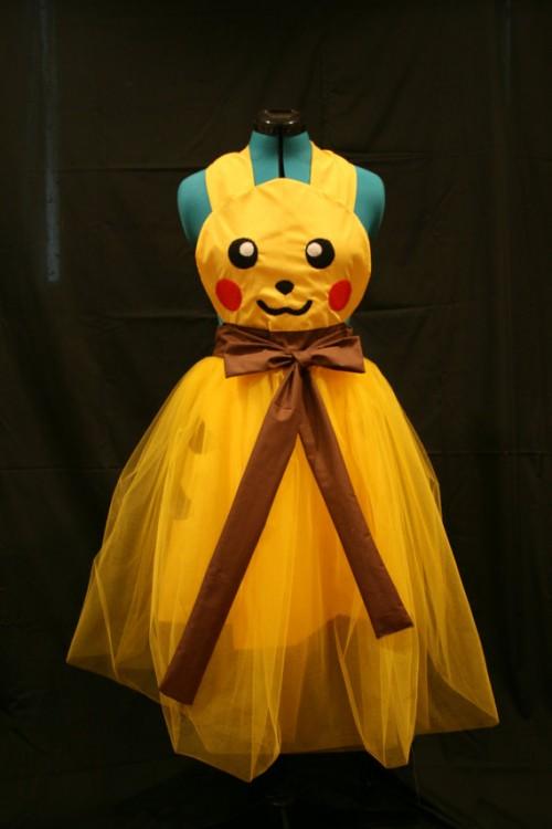 Pikachu Prom Dress | Walyou