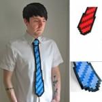 Pixel Tie