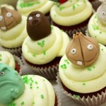 Plants vs Zombies Cupcakes 1