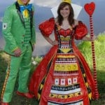 Poker Prom Dress