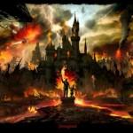 Post Apocalyptic Disney Land