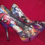 Spider-Man-Heels