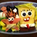Spongebob Lunch