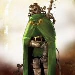 Steampunk Doom