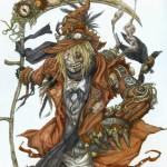Steampunk Scarecrow