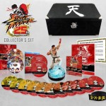 Street Fighter 25th Anniversary Collectors Set Image 1