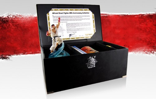 Street Fighter 25th Anniversary Collectors Set Image 2
