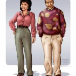 The Huxtables