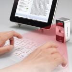 The Virtual Keyboard.