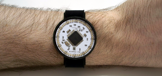 TicTocTrac watch