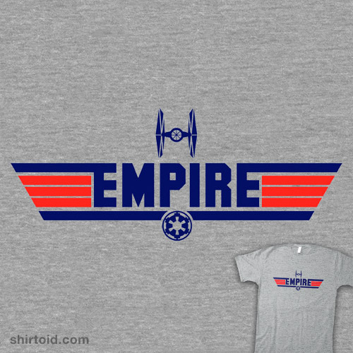 Top Gun Empire Shirt