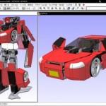 Transformer Version8 Art Mock Up Image