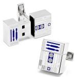 USB Flash Drive R2D2 Cufflinks