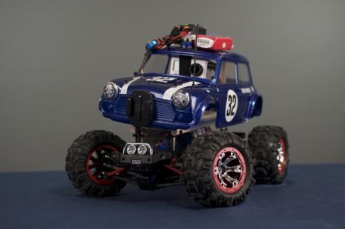 Wiflly Mini Arduino-controlled car