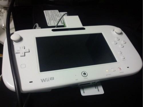 Wii U Tablet Redesign Image 1