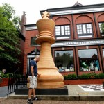 World's Largest Chess Piece