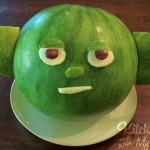 Yoda watermelon 2