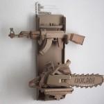 Zombie-Apocalypse-Paper-Craft