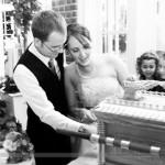 Charm CIty Cakes Wedding Cake