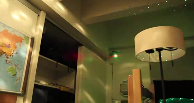 Automated UC Berkeley Dorm Room
