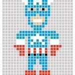 avengers-post-it-captain-america