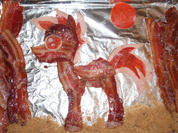 bacon-pony