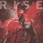 "Alternative poster for ""The Dark Knight Rises"""