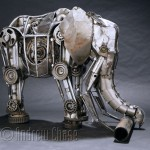 mechanical-elephant