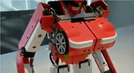real transformer