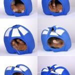 tardis cat travel bag