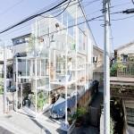 transparent house 9