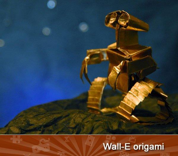 wall-e-origami