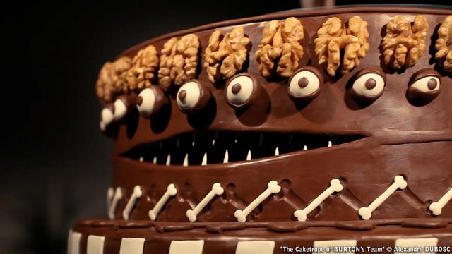 zoetrope cake