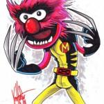 Animal Wolverine