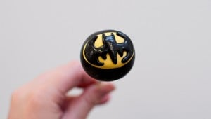 Batman cakepop 1