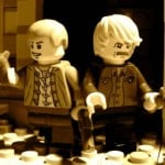 Butch Cassiday and the Sundance Kid Lego