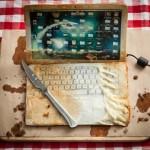 Deep Fried Macbook